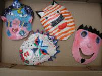 klei maskers